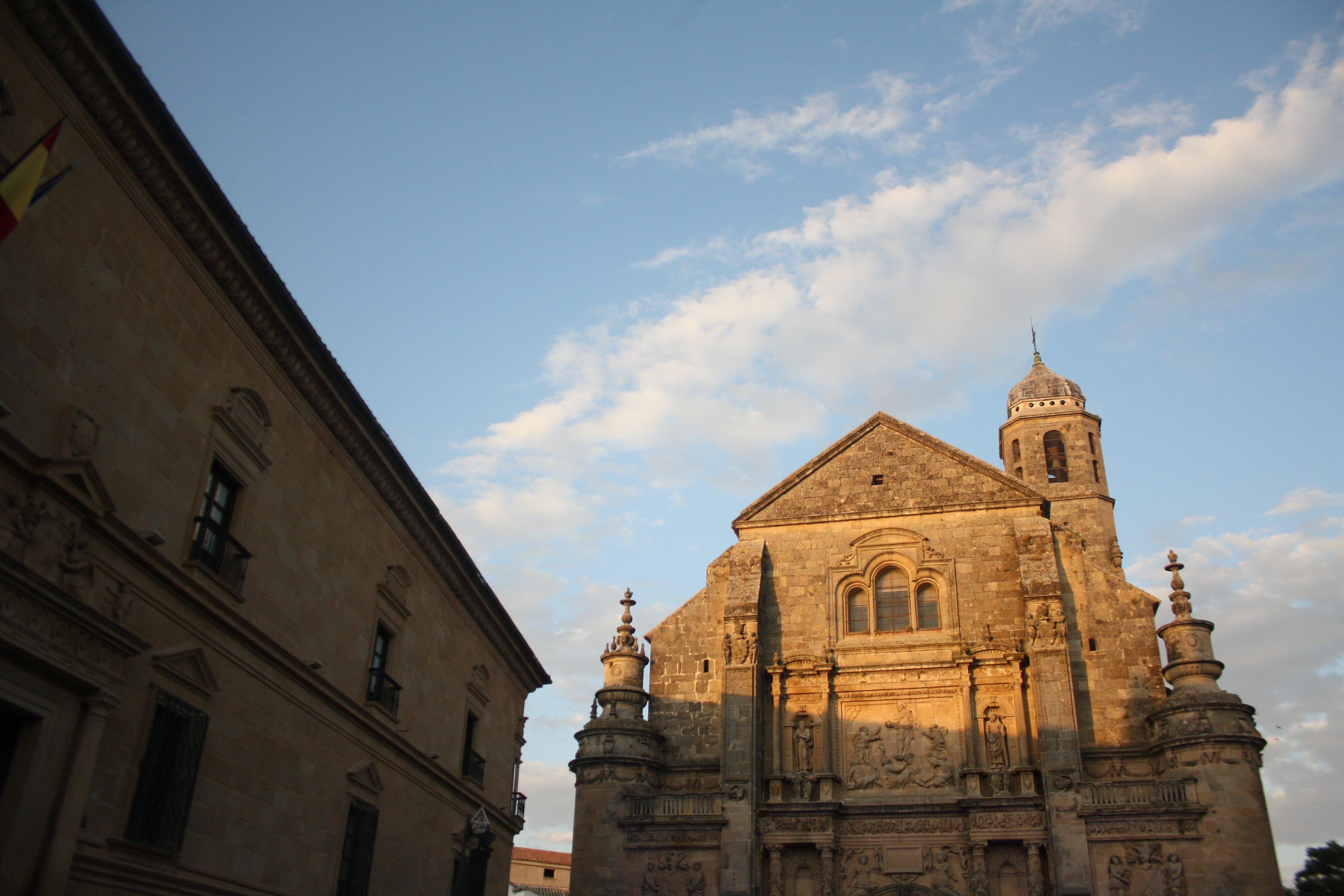Úbeda (Plaza Santa María)
