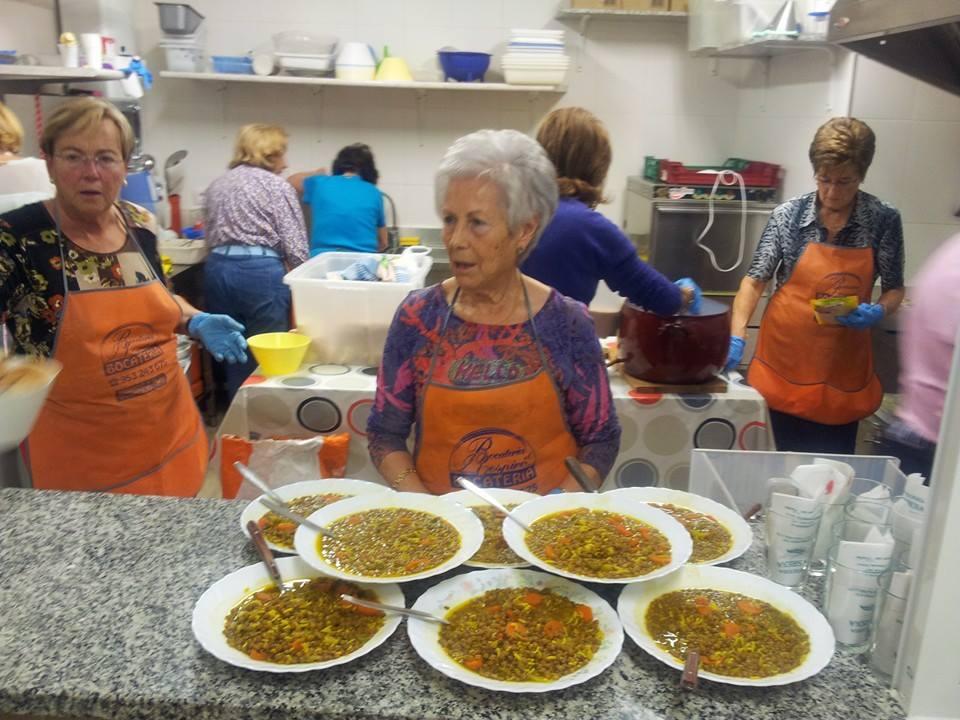 Comedor de San Roque, alimento para el cuerpo y el alma de los más ...