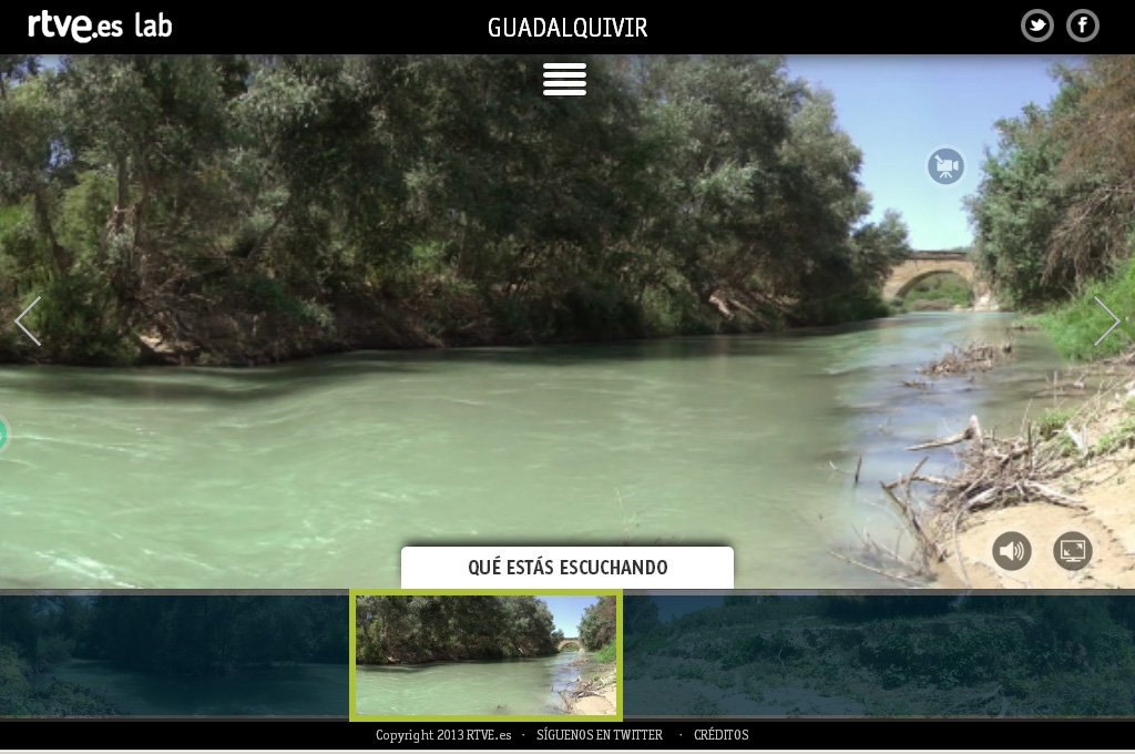 Documental Guadalquivir