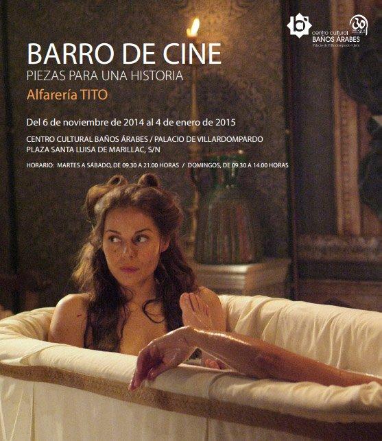 Expo barro y cine