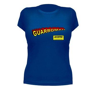 Camiseta Guarroman