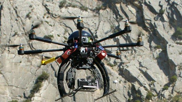 Drones Sando y UJA
