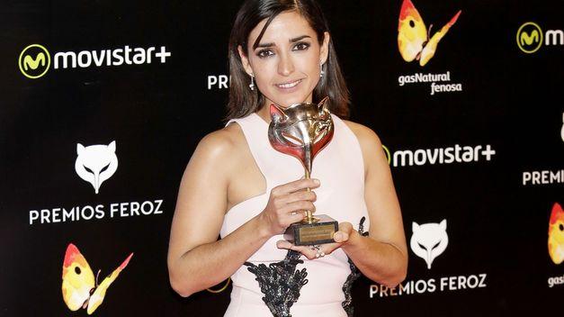 Inma Cuesta Premio Feroz