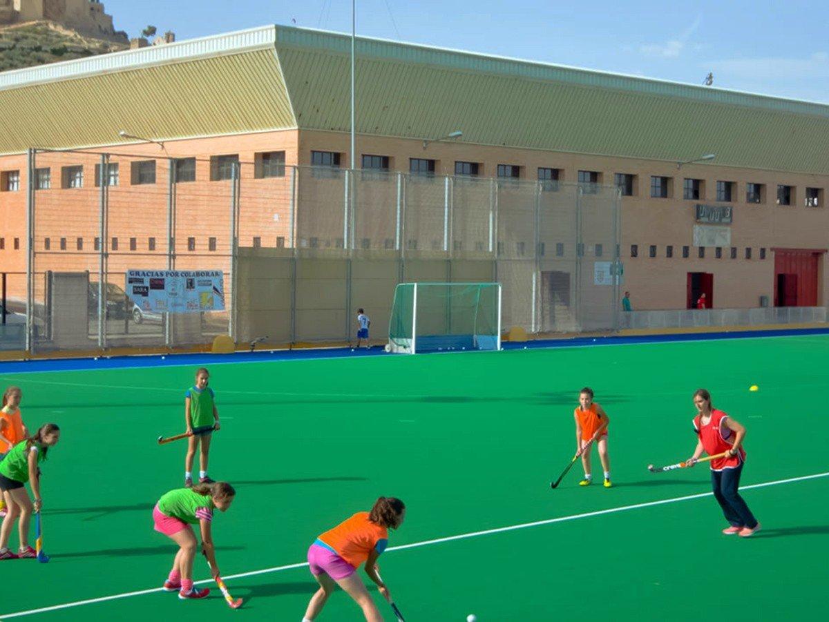 campo hockey