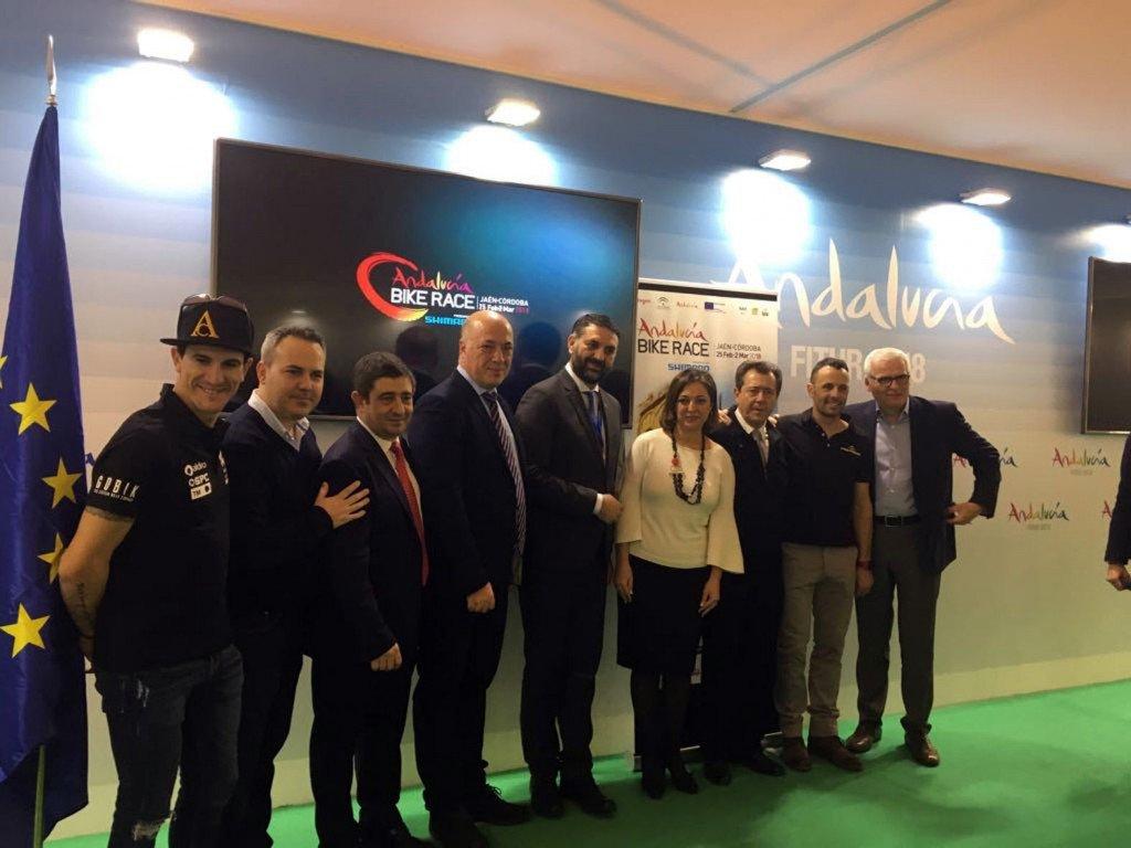 20180117 Presentación Andalucía Bike Race en Fitur 2018 (1)