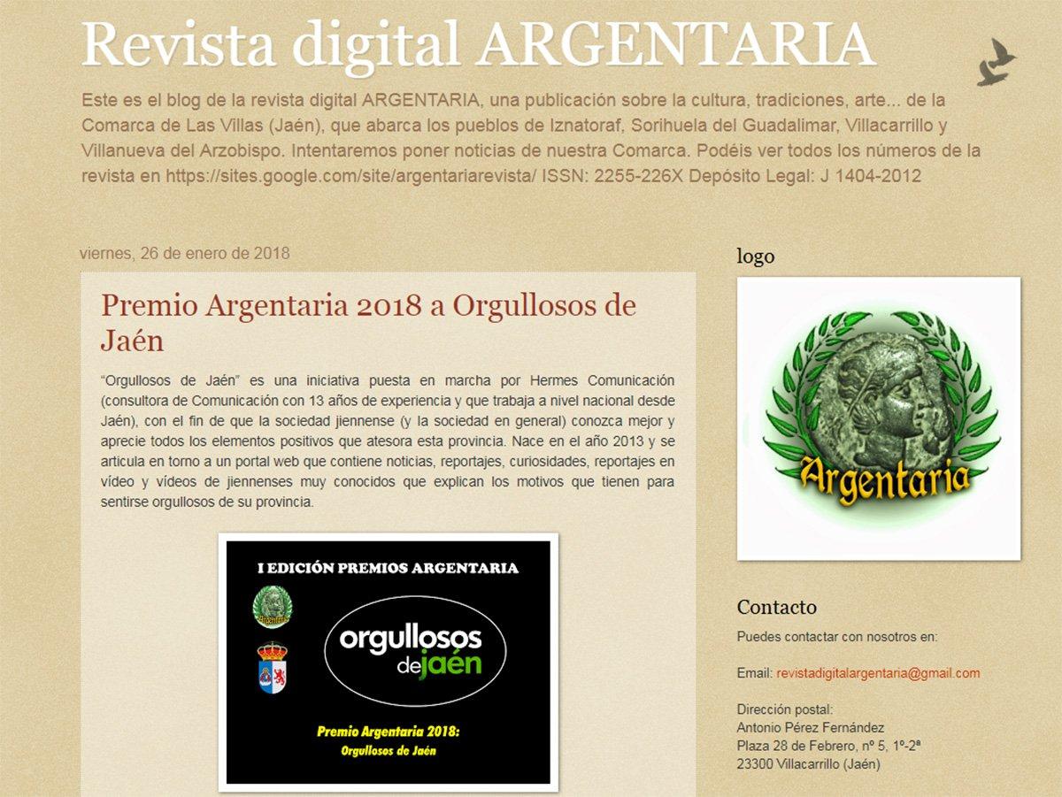 Premio Argentaria