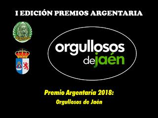 Premio Orgullosos de Jaén