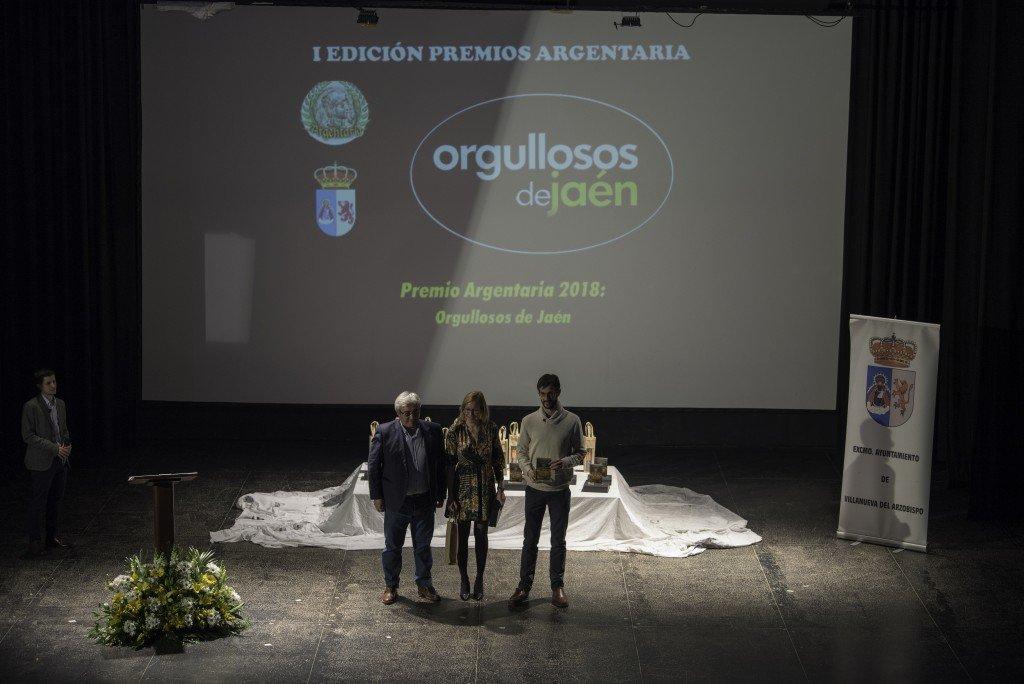 Premios ARGENTARIA 2018-19